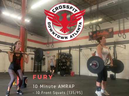 WOD for July 1, 2018