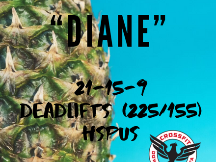 WOD for July 12, 2018