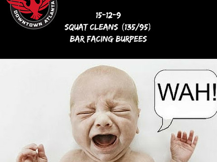 WOD for June 23, 2016