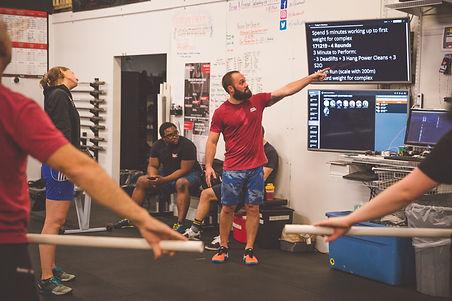 CrossFit Level 2 Trainer, Brian Panasuk
