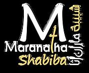 Maranatha Shabiba Logo - White-Gold.png