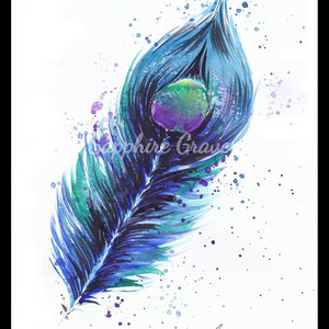 Feather Study 1