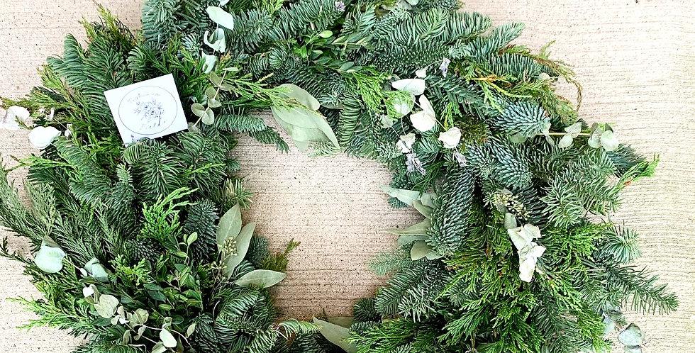 "Wreath - 16"""