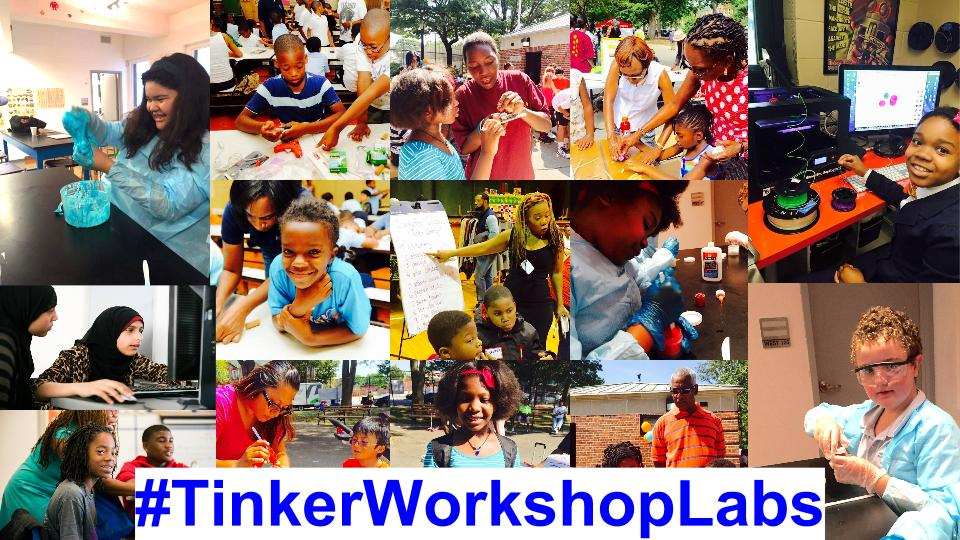 #TinkerWorkshopLabs