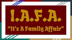 It's A Family Affair!