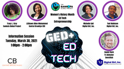 GED+ Ed Tech Talk with Guest