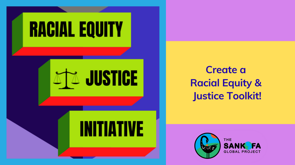 """Racial Equity & Justice Initiative: Dr. Sanae Akaba - """"Youth Empowerment"""""""