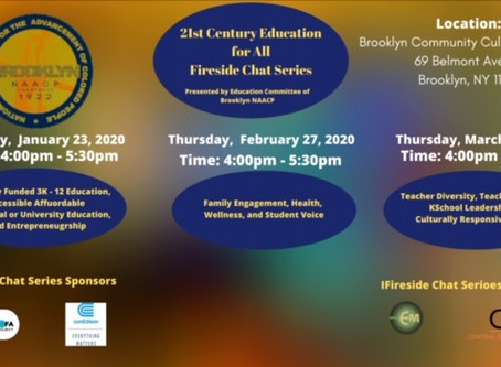21st Century Education for All Fireside Chat Series