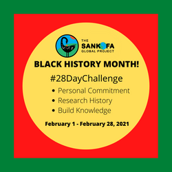 Black History Month 2021 FLYER
