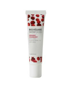 BioVegane Organic Cranberry Eye Care [ For Normal to Dry Skin ] – 0.5oz