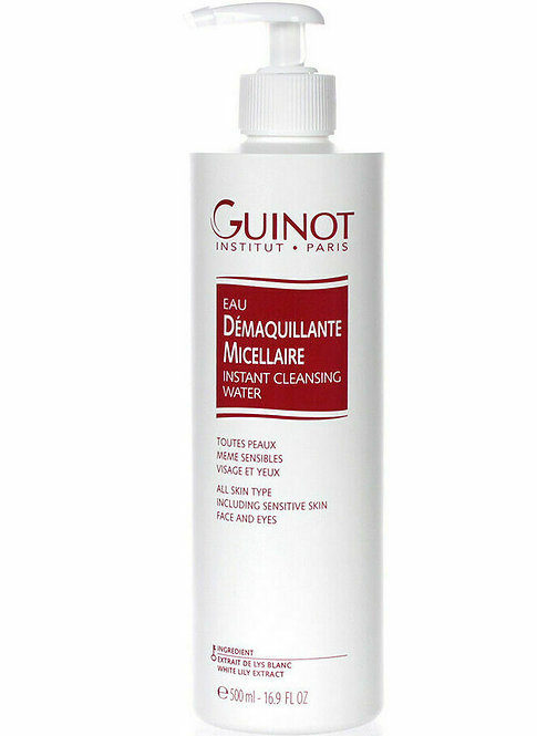 Guinot Pro Micellaire Instant Cleansing Water 16.9 oz