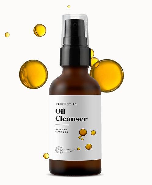 SkinSpa Naturals Perfect  10 Oil Cleanser