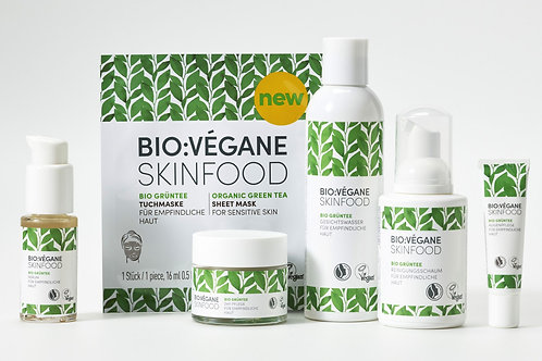 BioVegane Organic Green Tea Starter Kit