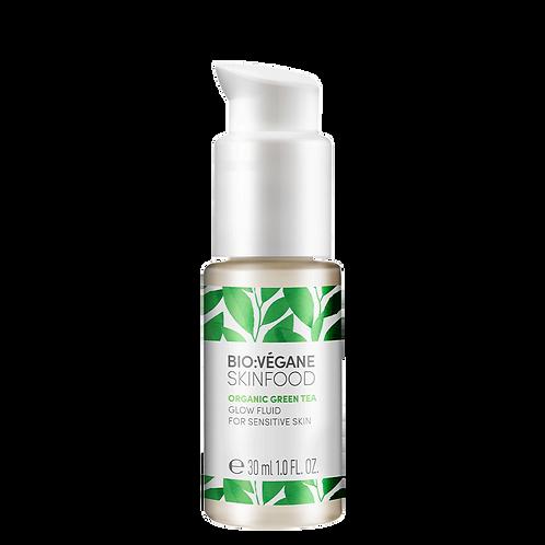 BIO:VÉGANE  Organic Green Tea Glow Fluid  – 1oz