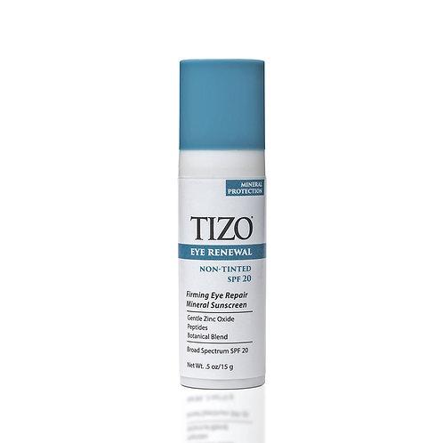 TIZO® Eye Renewal non-tinted matte finish SPF 20