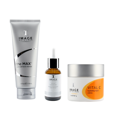 Glowing Hydration at Home Facial Kit