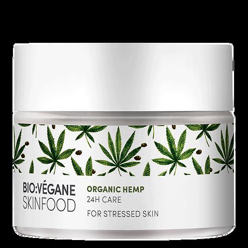 BioVegane Organic Hemp 24hr Moisturizer– 1.7oz