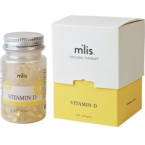 Mlis Vitamin D - 150 softgels