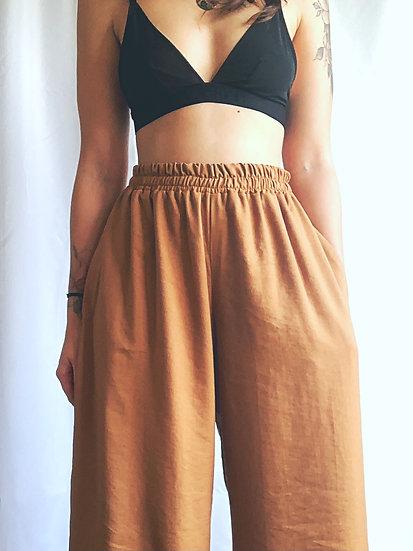 Pantalona Caramelo