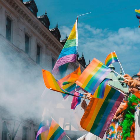A sigla LGBTQIA+