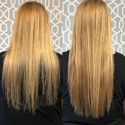 tape in hair extensions VT