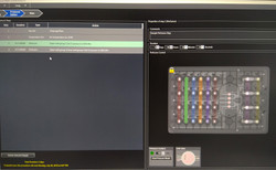 Screenshot of the CellASIC ONIX2 controller software allowing dynamic perfusion programmable experim