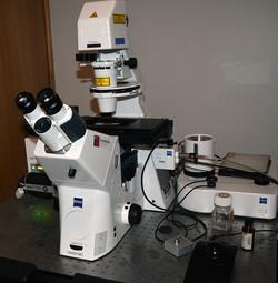 Microscopio TIRF