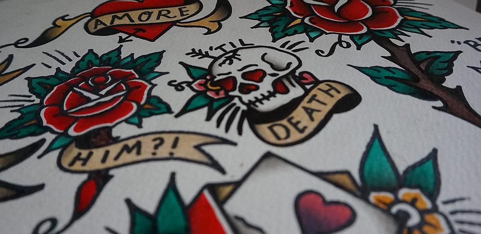 Sevenfold Tattoo Culture Quito
