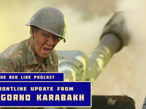 From the Front Lines: Nagorno-Karabakh Update