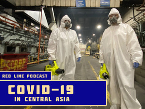 From the Front Lines: How is COVID-19 impacting Central Asia?