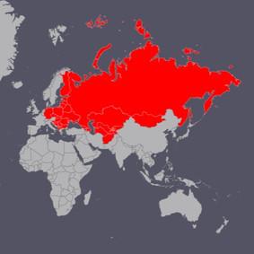 Former Soviet Bloc