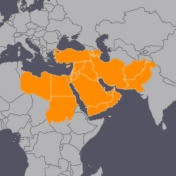 Middle East Nations