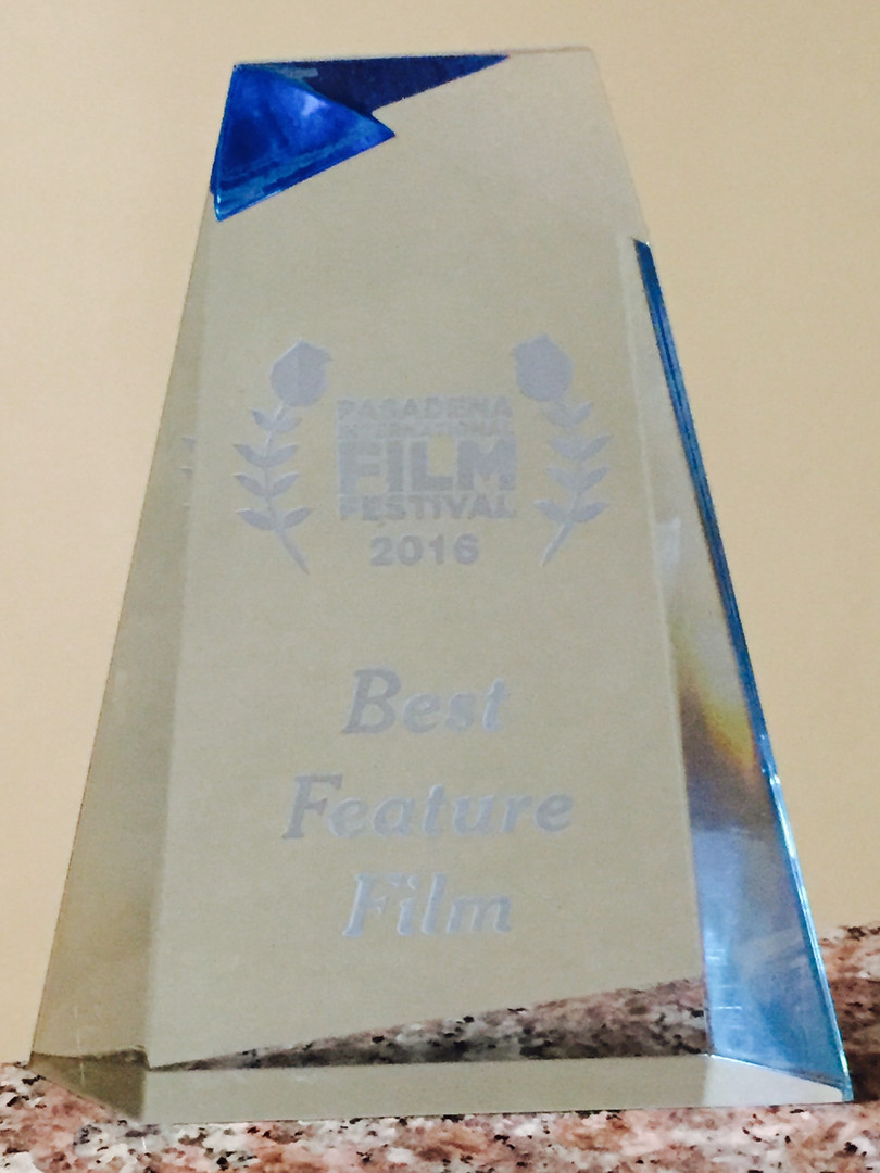 """The Broken Legacy"" wins Best Feature Film at the Pasadena International Film Festival"