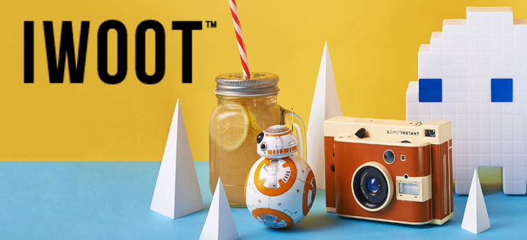 Iwoot products r2d2