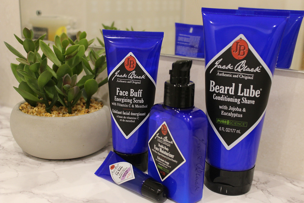 Jack Black Grooming products