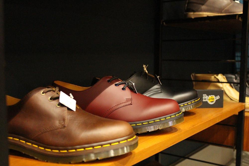 Dr. Martens men shoes