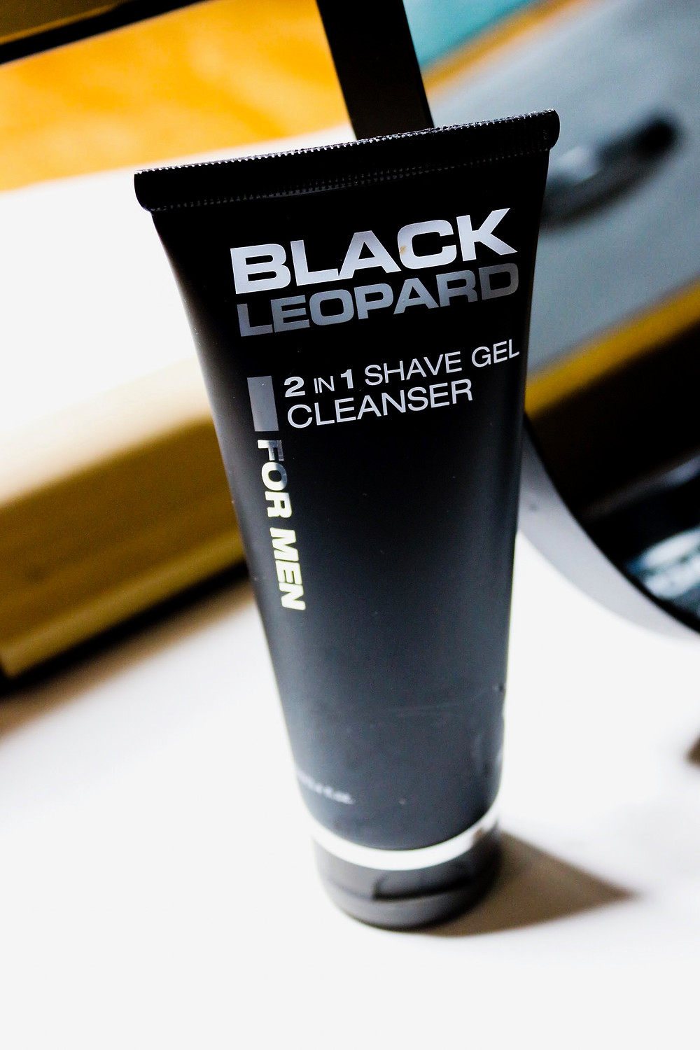 Black Leopard Shaving gel