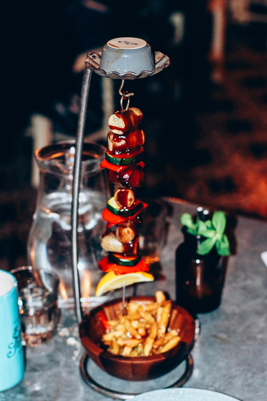 Torfuki Kebab