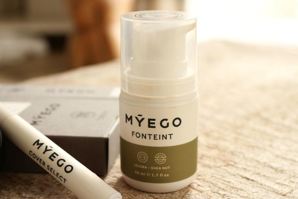 Myego tinted moisturiser