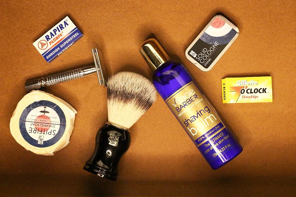Shaving product