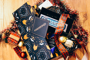 Men's Grooming Christmas Gift Guide