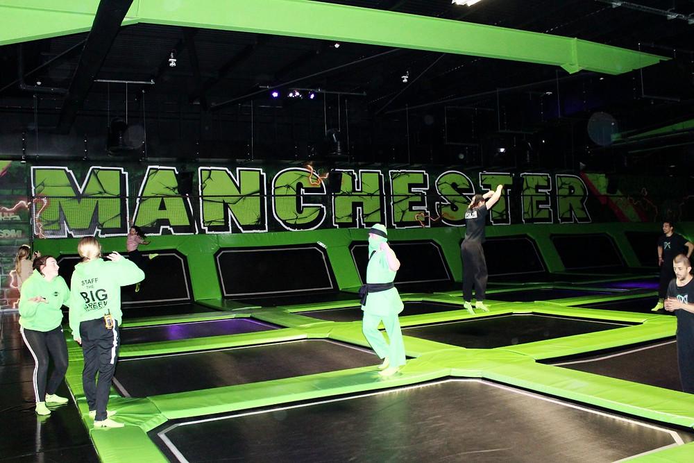 Flip Out Manchester