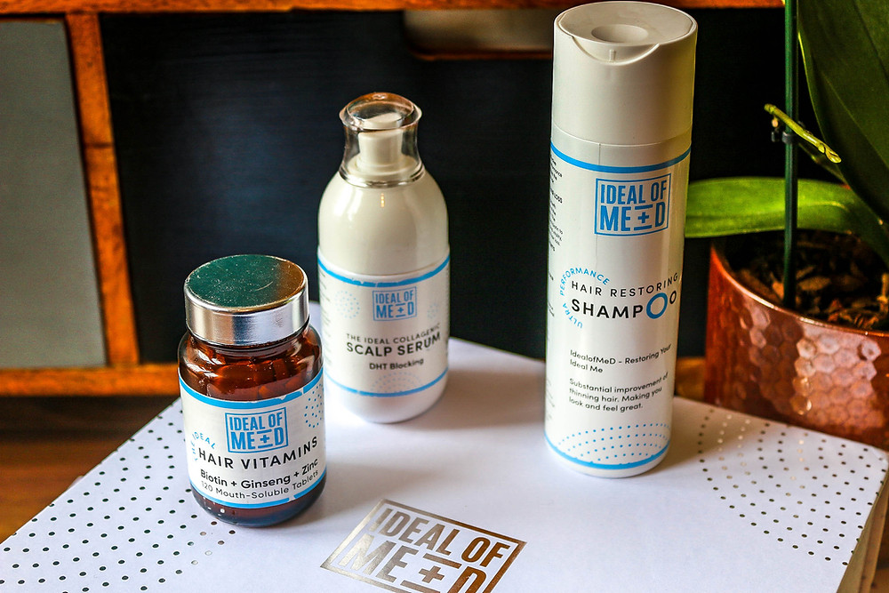 Ideal of med - Hair restoring products