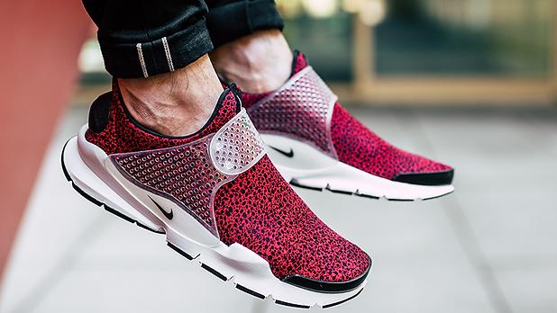 pretty nice a24a0 7a7ba Nike Sock Dart QS Safari