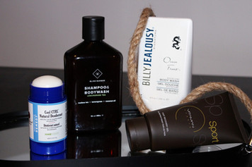 Body Care Products from Maleskin