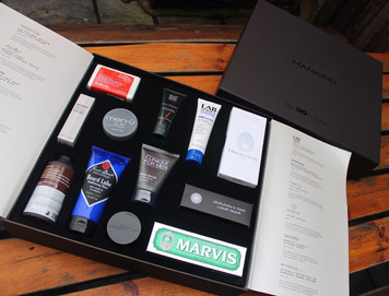 MANKIND GQ Grooming Box