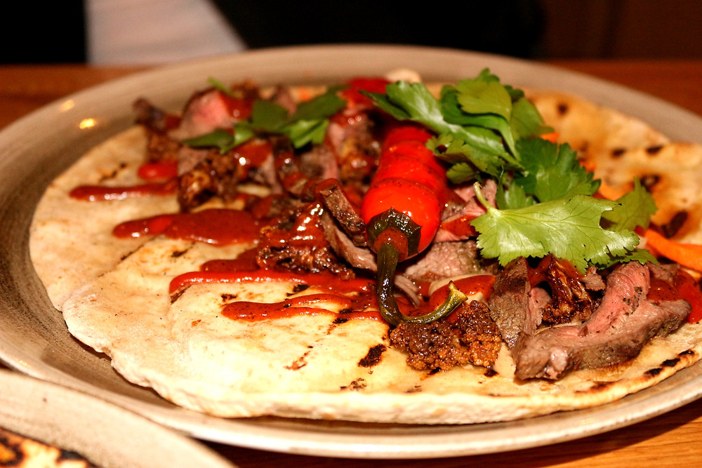 Hanger Steak Kebab