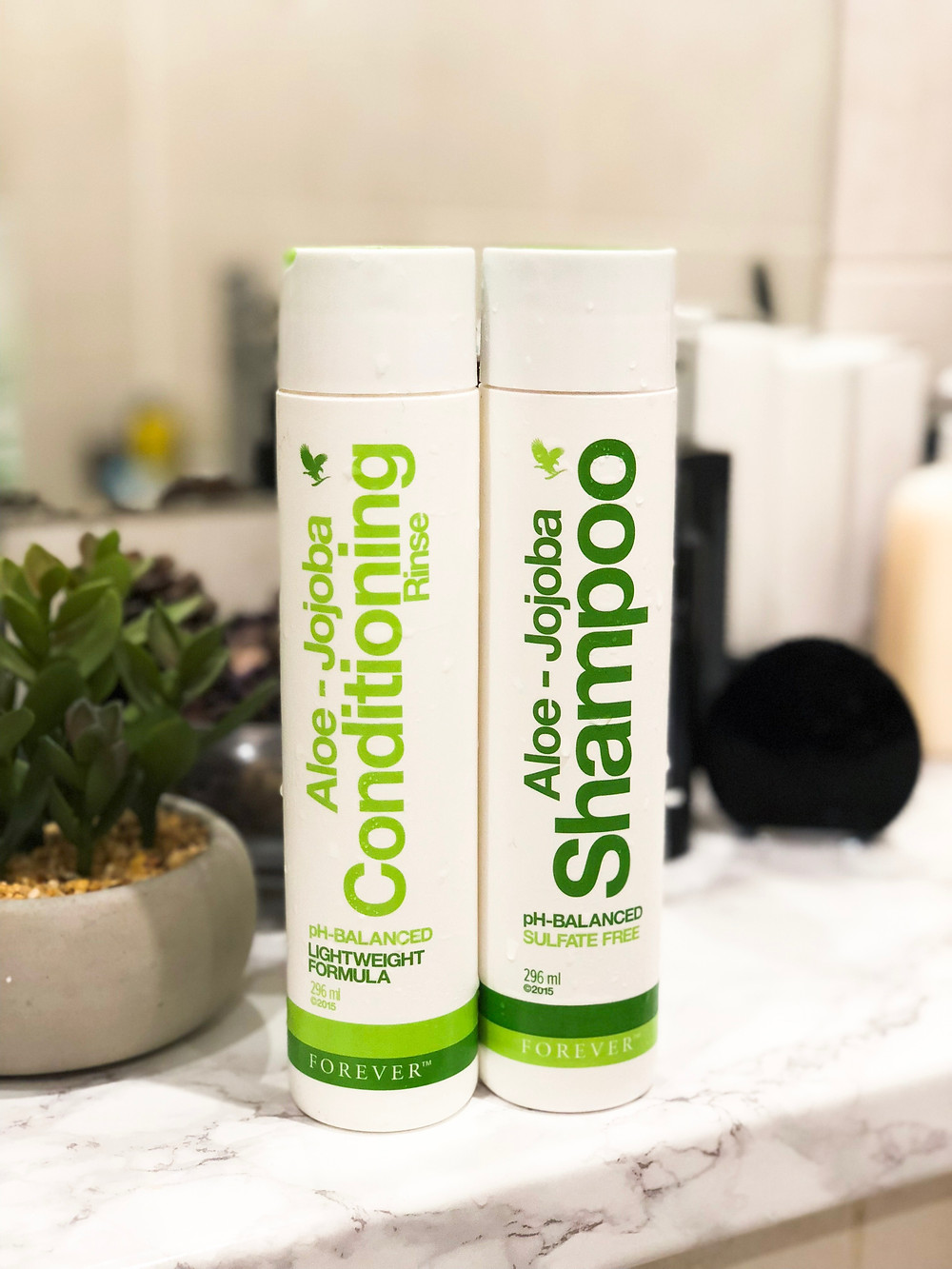 Forever Living Shampoo Conditioner