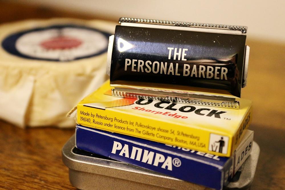 Traditional razor