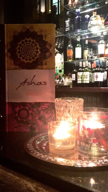 Asha´s Whiskey and Kebab Evening
